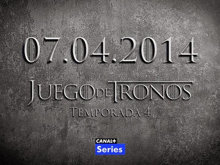 En Abril se estrenará la nueva temporada de la serie Juego de Tronos