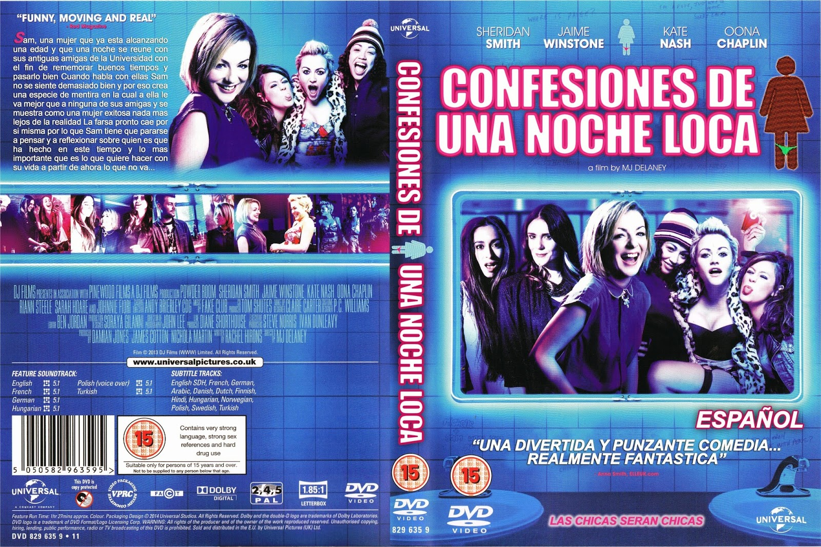 Movies world confesiones de una noche loca dvd for Divan una noche loca