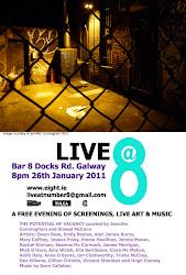Live@8 January 2011