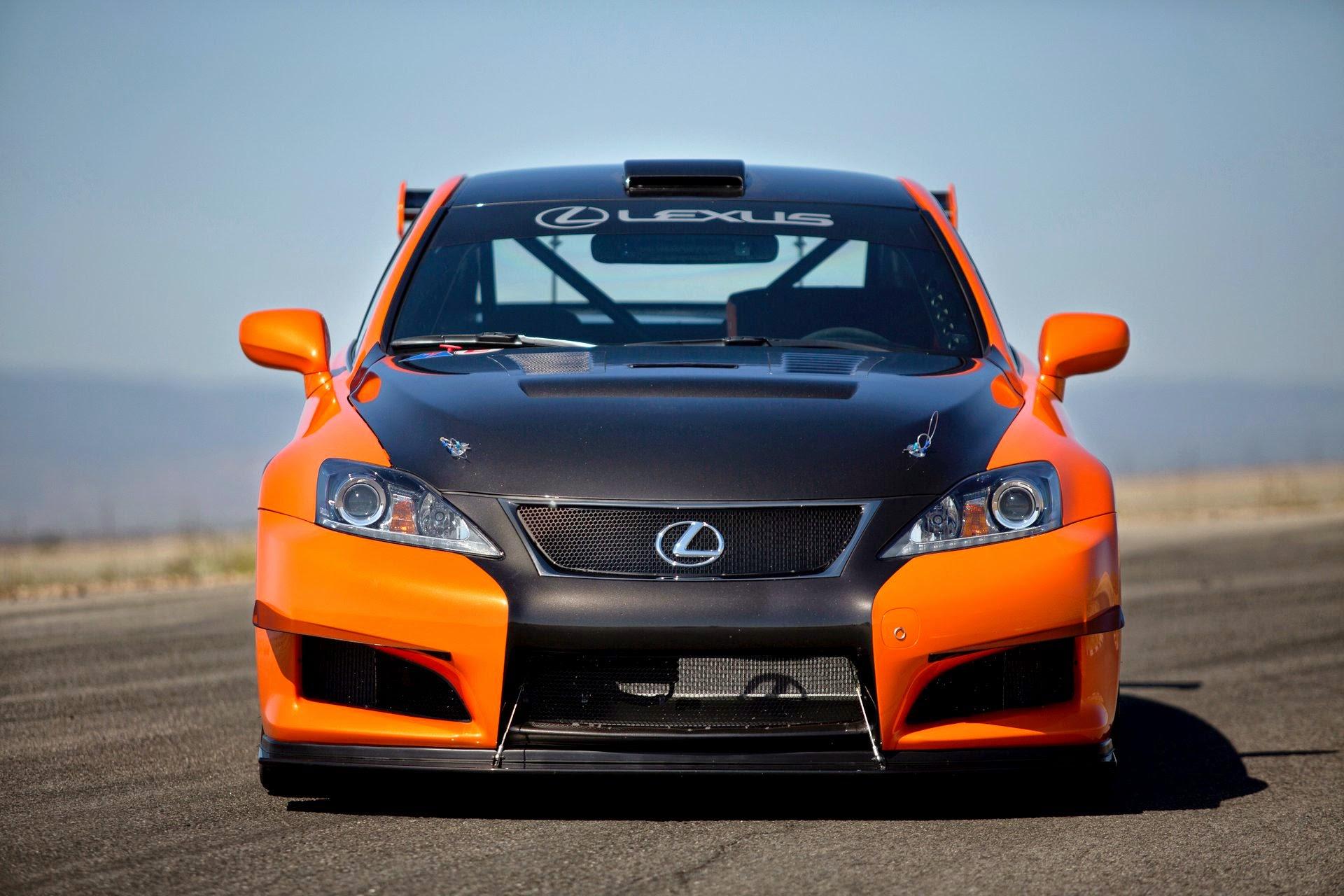 Lexus Is F Ccs R Sports Cars