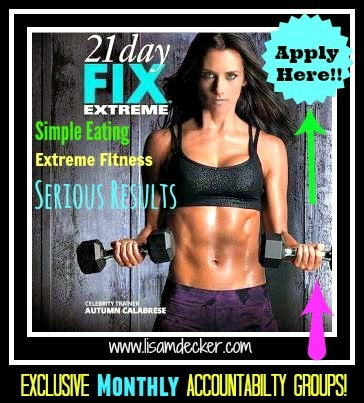 21 Day Fix Extreme AVAILABLE NOW!!!