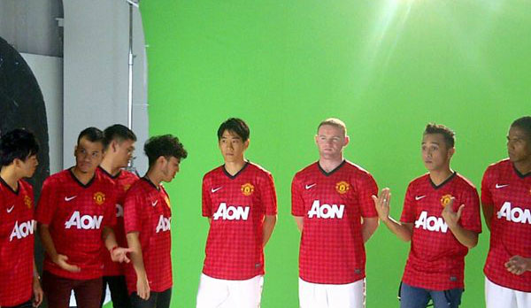 Nidji - Liberty and Victory Music Video with Manchester United