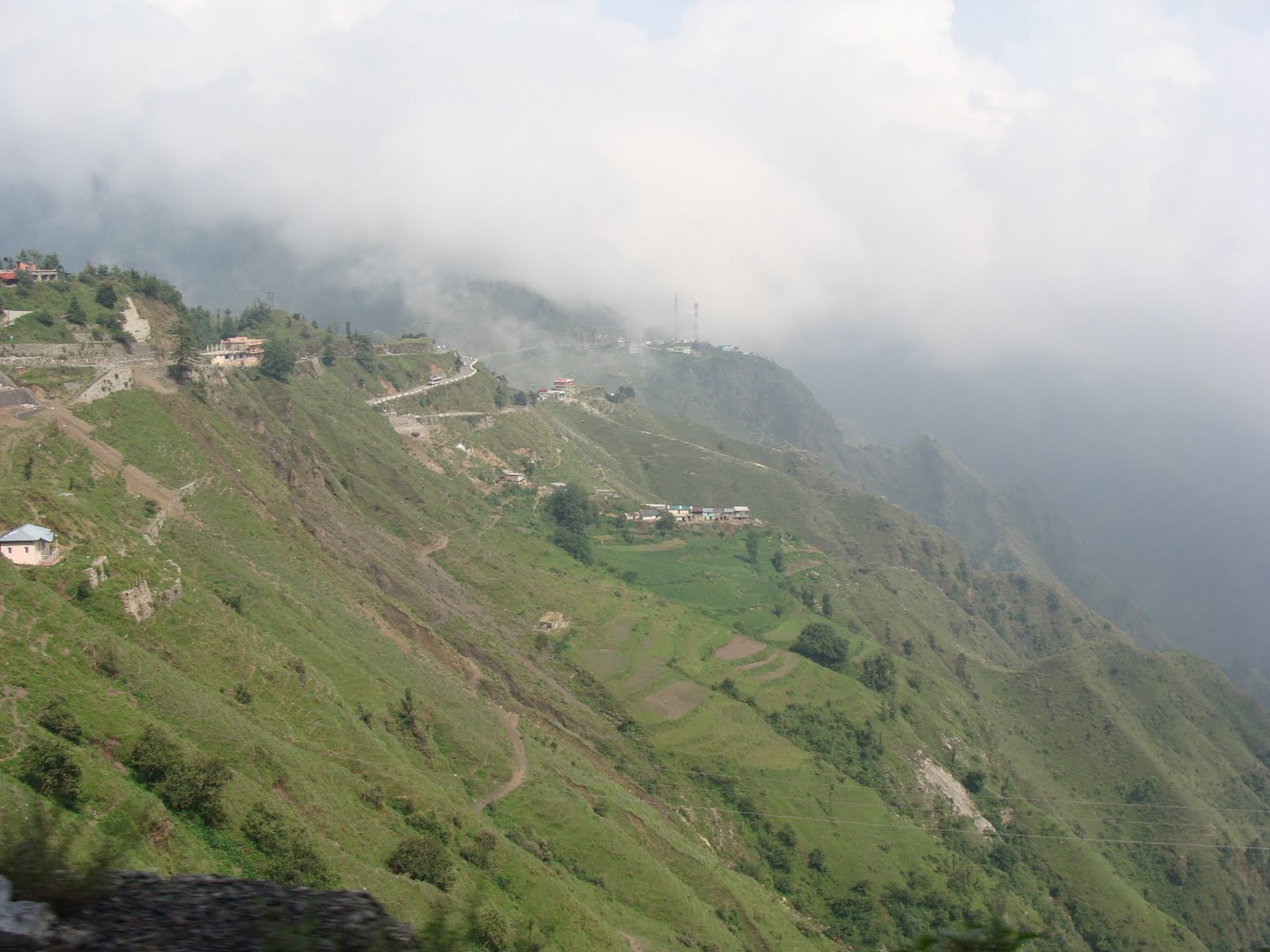 Dhanaulti India  City pictures : India Garden: A weekend escapade