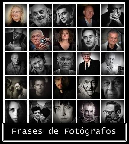 Frases de Fotógrafos