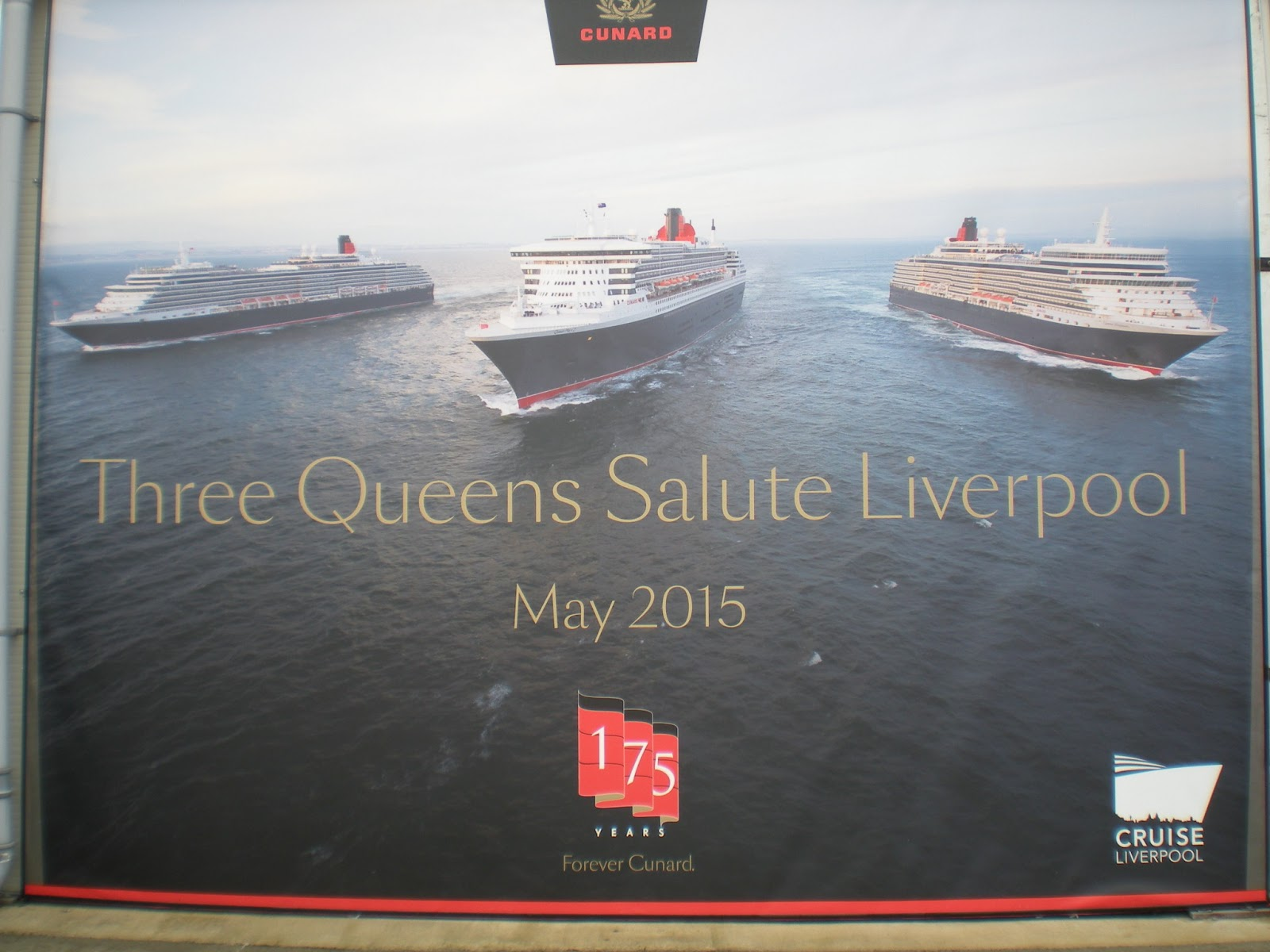 Seafaring Transatlantic Voyage On Queen Mary May - Round trip transatlantic cruise