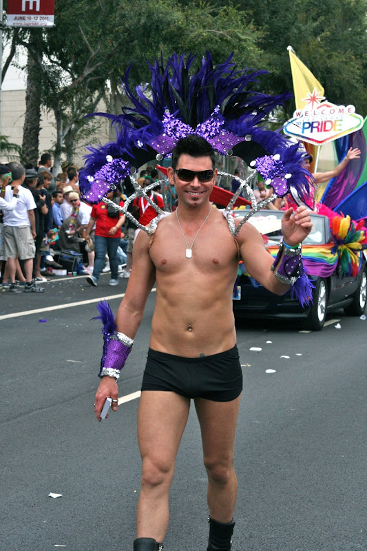 Vegas Showboy WEHO Pride