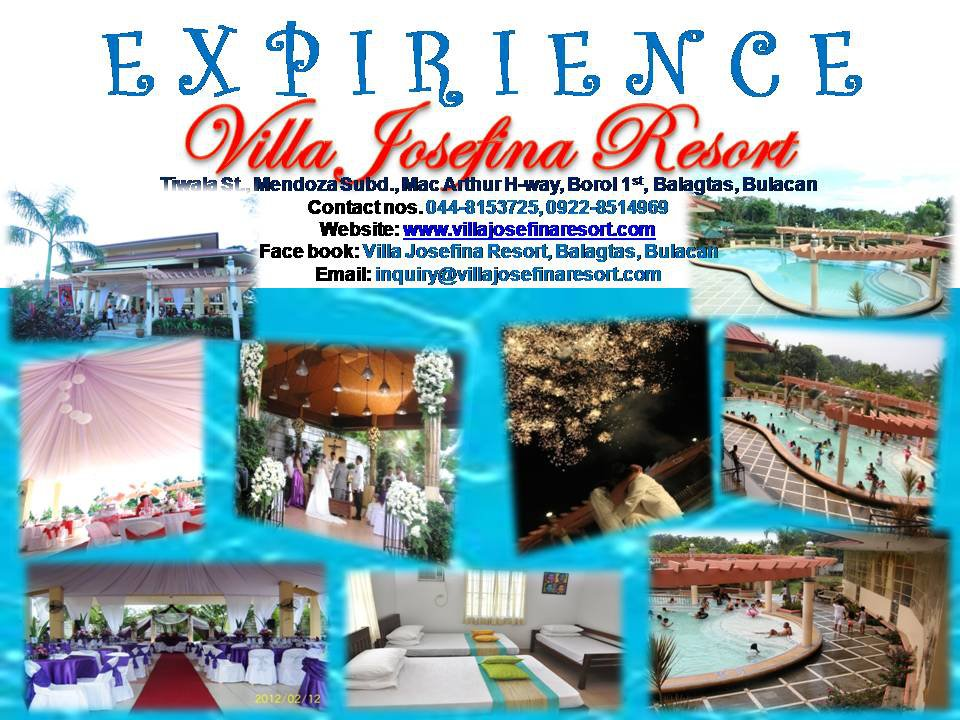 Bulacan Resorts Philippines Villa Josefina Resort In