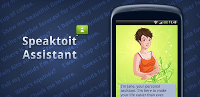 Speaktoit Assistant for Android