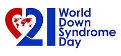 Martxoak 21, Down Sindromearen Nazioarteko Eguna