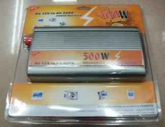 POWER INVERTER 150W, 300W, 500W