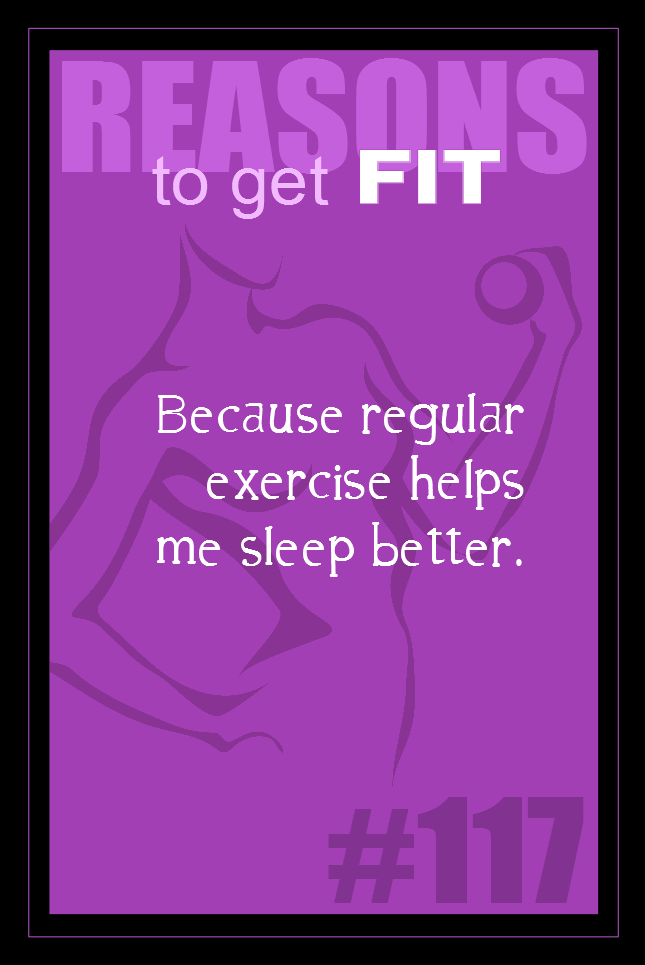 365 Reasons to Get Fit #117