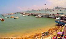 Top Cam: Pattaya's Pier