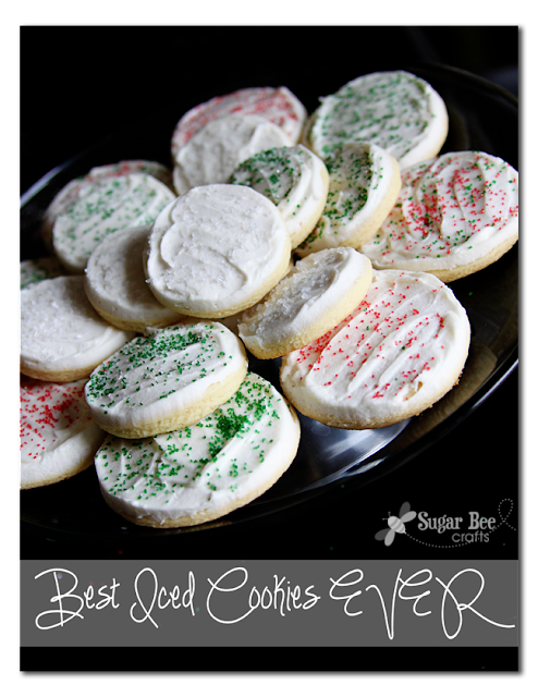 Best Iced Cookies Ever by Mandy Beyeler