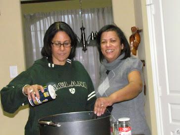 Cocinando con Loyda