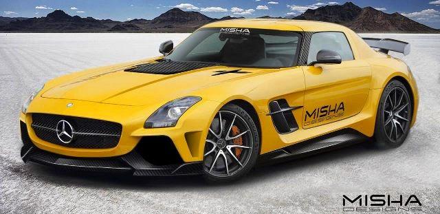 Modifikasi Mobil Mercedes Benz
