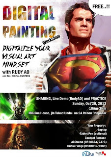 DIGITAL PAINTING WORKSHOP