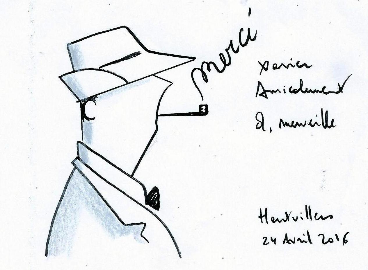 David Merveille