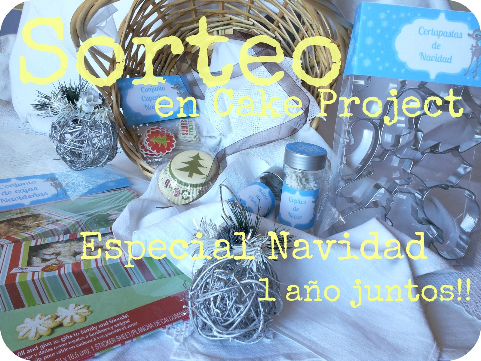 SORTEO EN CAKE PROJECT