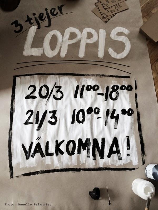 loppis i varberg, tre tjejer, måla skyltar, ordna loppis, loppisar, vintage, varbergs, återbruk, inrednining, detaljer, second hand,