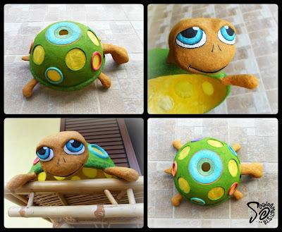 lampadario tartaruga