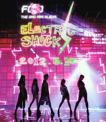 Fx Electric Shoc   F(x) Electric Shock Album Cover