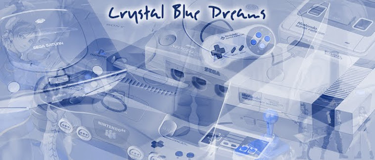 Crystal Blue Dreams