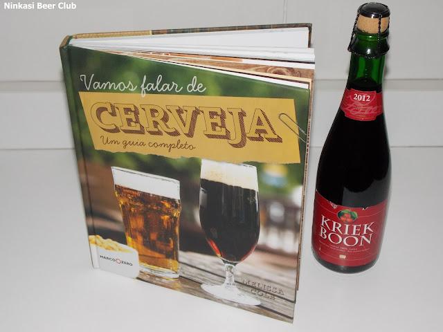 Vamos falar de cerveja - Beerblioteca Ninkasi Beer Club