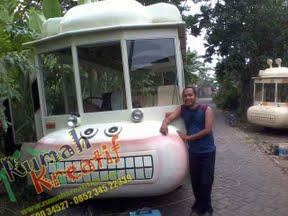 Kereta Safari