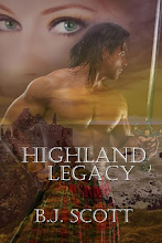 HIGHLAND LEGACY By B.J.  SCOTT ...