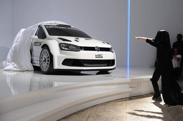 Info Automotive Upcoming Car 2013 Volkswagen Polo R Wrc