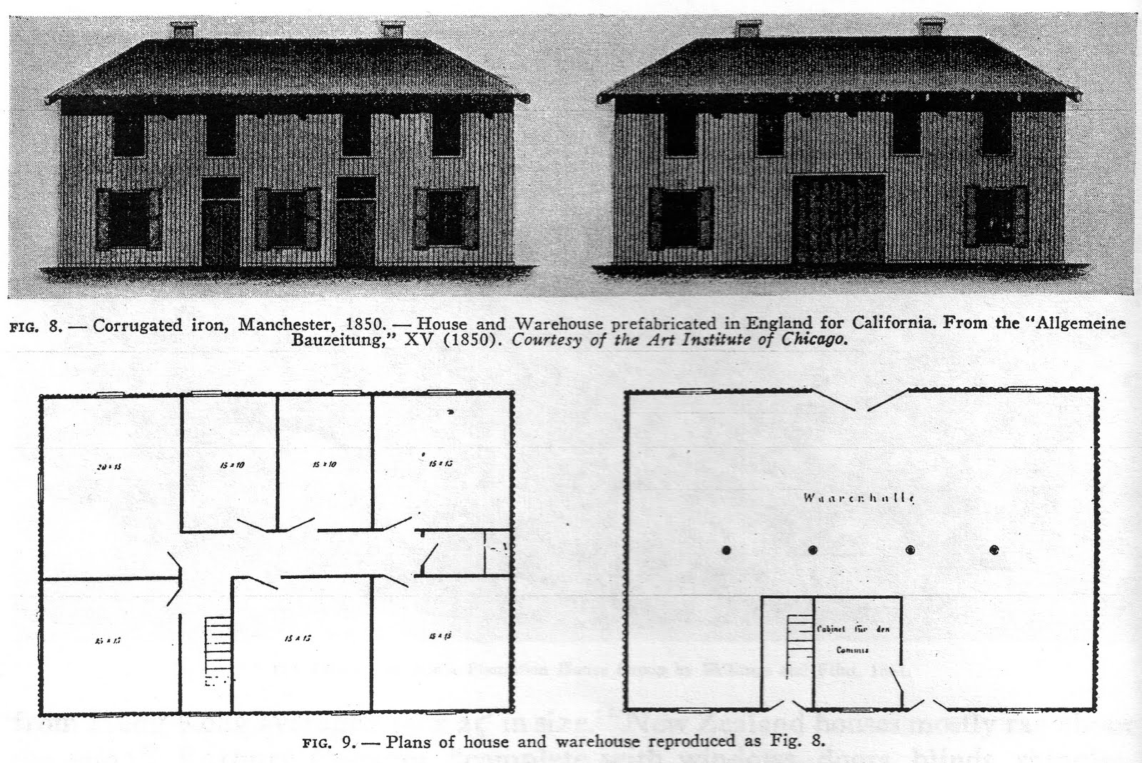 Instant House: Prefabs Before Industrialization