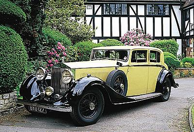 Rolls Royce phantom 2 indiana jones