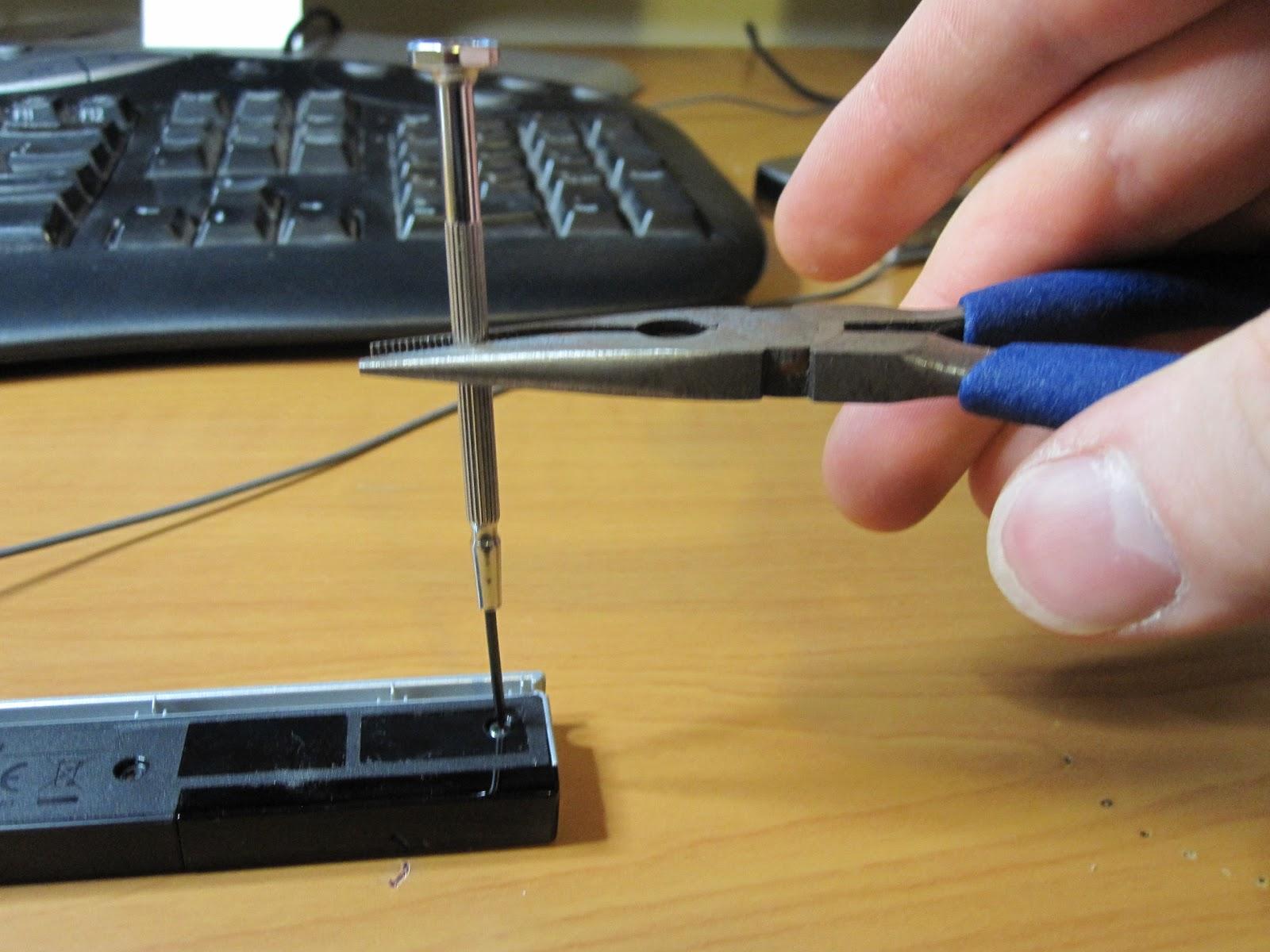 wii sensor bar repair