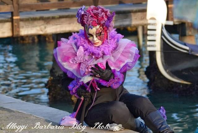 Maschera al Carnevale 2014