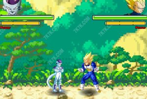Luchas Dragon Ball Z Devolution