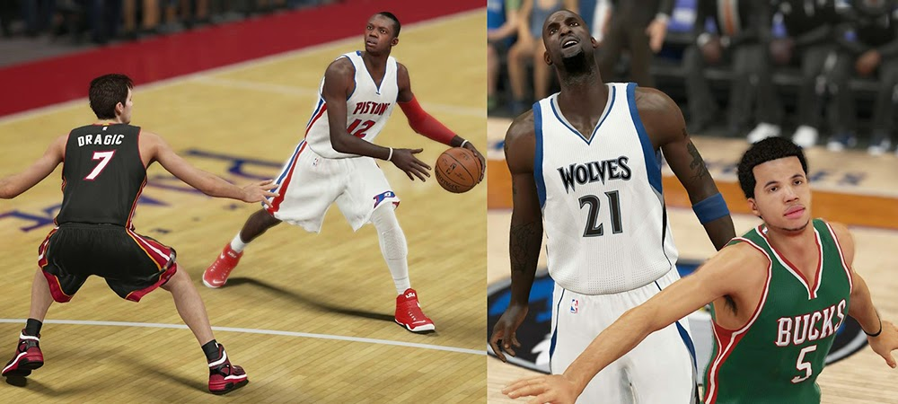 NBA 2K15 Post-Trade Deadline Roster Update