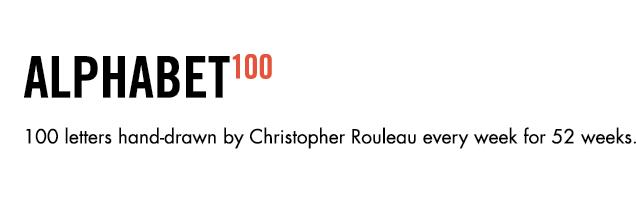 Alphabet 100