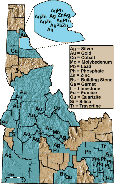 Idaho Gem State Mines