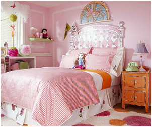 Beautiful Girl Bedroom Tours | Design Inspiration of Interior,room ...