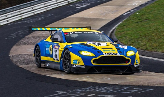 Aston Martin V12 Vantage GT3