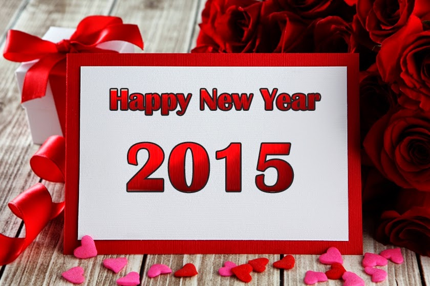 Beautiful Latest Happy New Year Wallpapers 2015