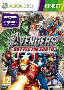 MARVEL AVENGERS BATTLE FOR EARTH [XBOX360 RF] [IMARS]