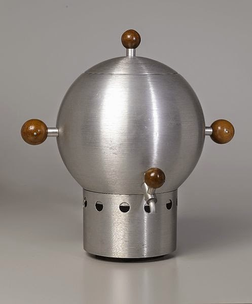 Russel Wright' Coffee Urn ca. 1935