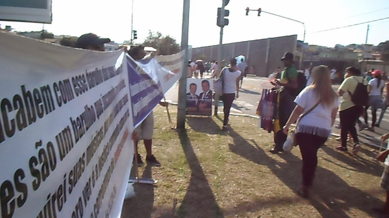 Marcha em Guarulhos SP  2014
