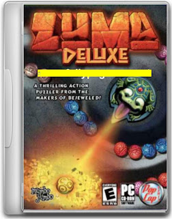 Download Zuma Deluxe game Free Full Versiona For Pc