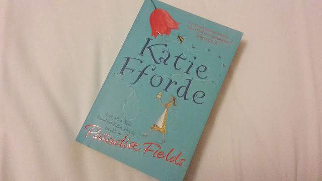 Project 365 2015 day 330 - Katie Fforde easy reading // 76sunflowers
