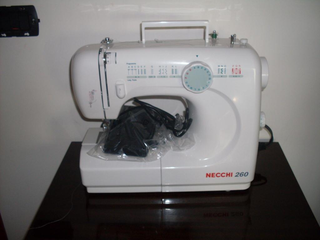 La mia cara macchina da cucire