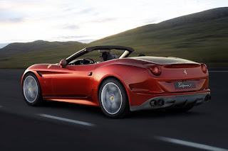 Ferrari California T With Handling Speciale Package (2016) Rear Side