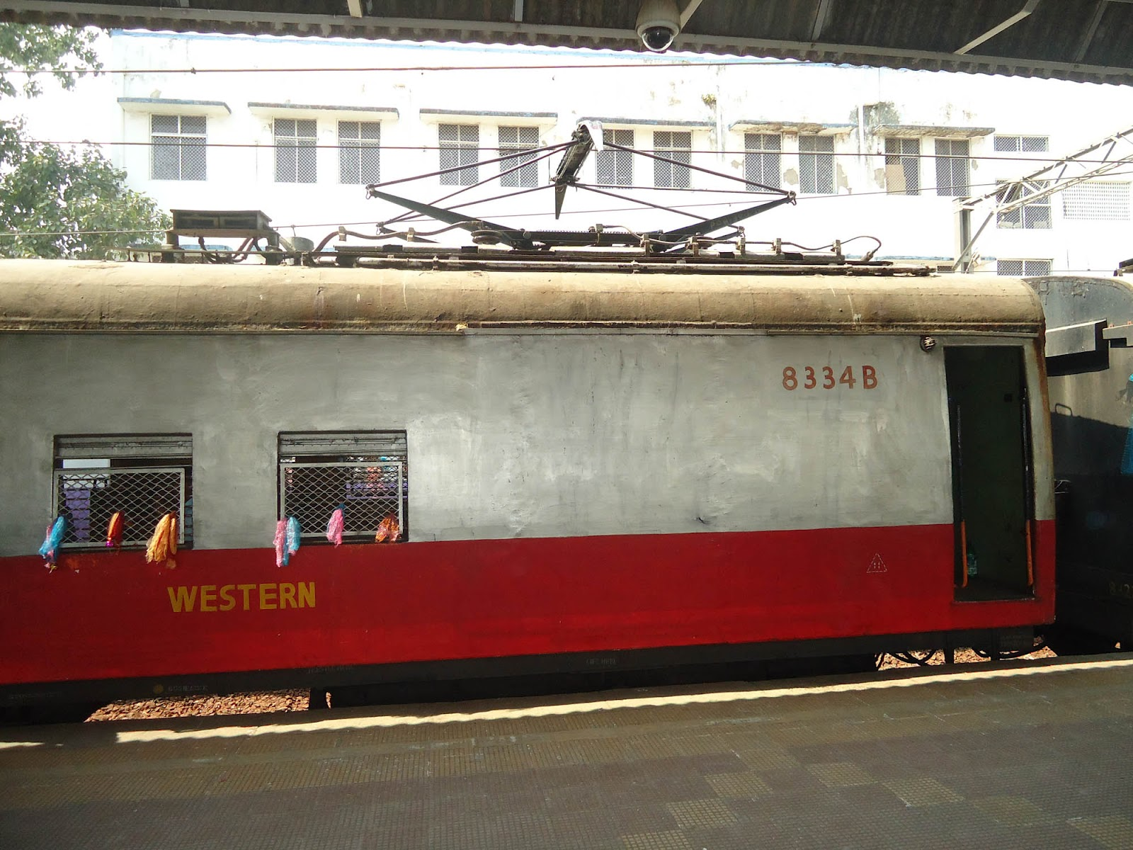 Bombay Railway History Group Last Train On Dc Power On Western Railway Mumbai