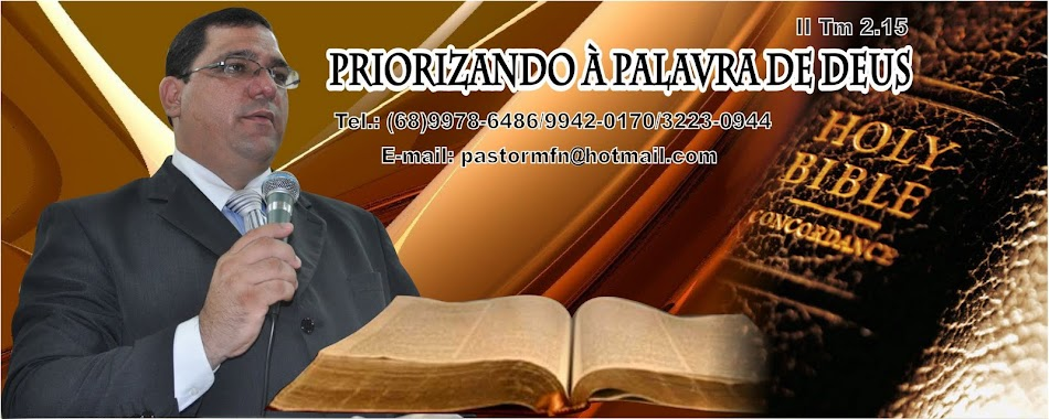 Pr.Marcelo Freitas